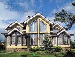 Готовые дома от Глаголево Парк