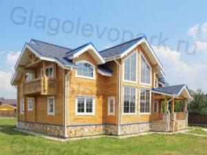 проекты домов Глаголево Парк